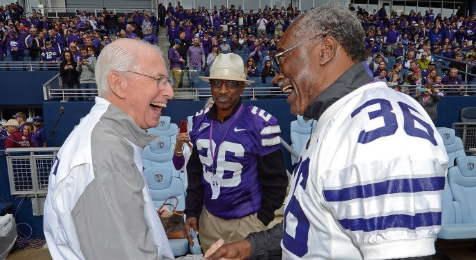 K-State Alumni Association - Former Wildcat greats glad to ...