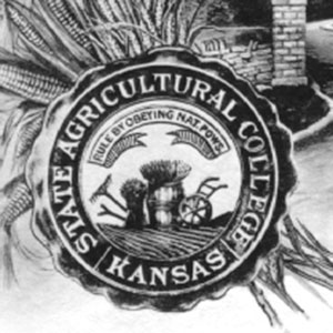Kansas State Agricultural College seal
