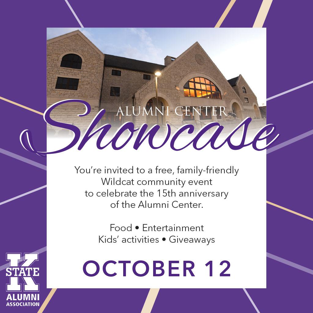 Alumni Center Showcase