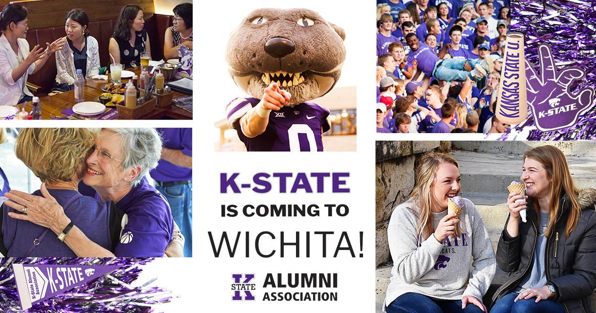 Wichita Alumni and Student Dessert Social