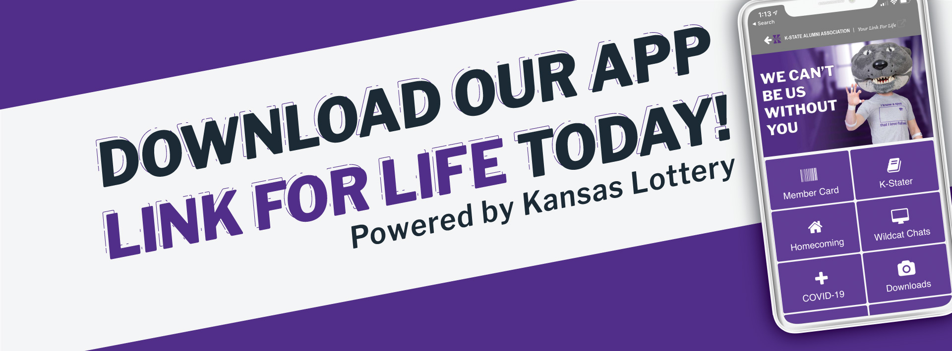 Stay connected to K-State
