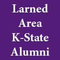 K-State Alumni Club awards a scholarship to students in the Larned area