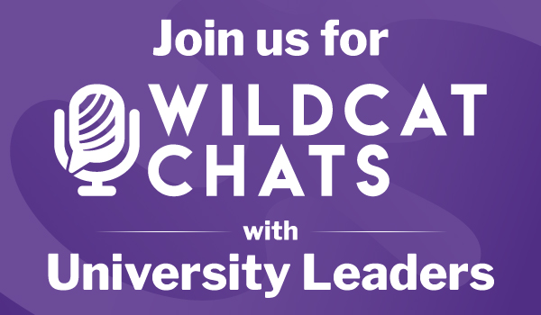 Join the K-State President and Provost for our next Wildcat Chat