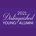 View the Distinguished Young Alumni keynote presentations tonight