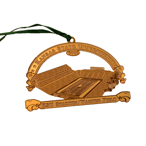 Wagner Field Ornament