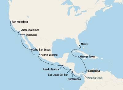Panama to Palms