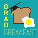 grad breakfast