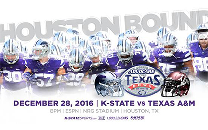 Wildcats going to Texas Bowl