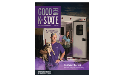 New Good for K-State issue