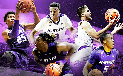 K-State men's basketball team