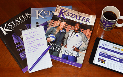 K-Stater covers