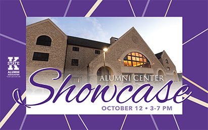Alumni Center Showcase