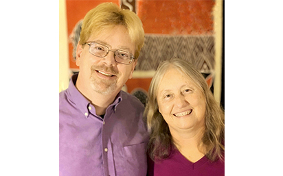 Timothy and Paula Ulrich